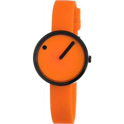 Picto 30mm. oranje