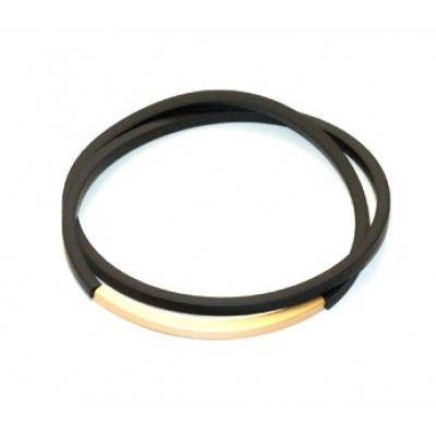 StepByStep armband goudkleur
