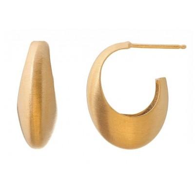 Tezer design oorbel