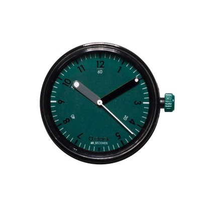 O clock 60 seconds – VERDE SU NERO