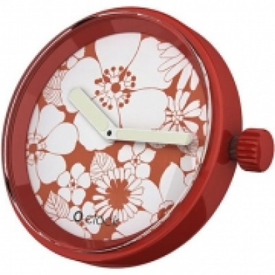 flowers red o clock