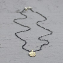 Touch of gold collier Jeh