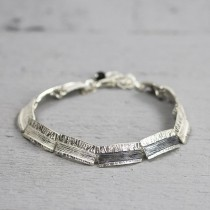 Zilveren armband Jeh